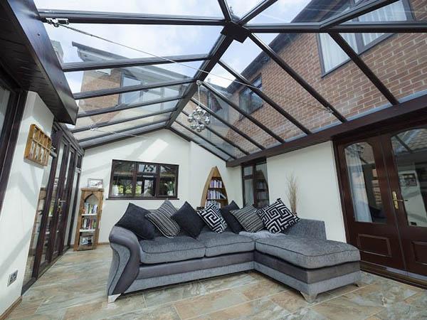large roof lantern